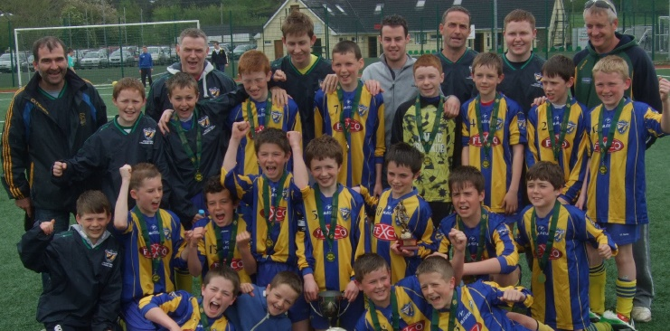 Under 12 Cup Team