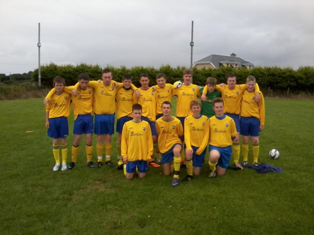 Castlegregory 1 – 7 Killorglin