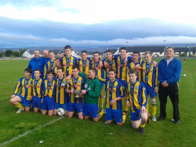 Killorglin AFC U15